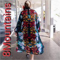 Womens-Jackets/Kimono/Overcoats